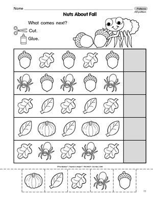 preschool patterning worksheets ab pattern worksheets for preschool worksheets for all 608