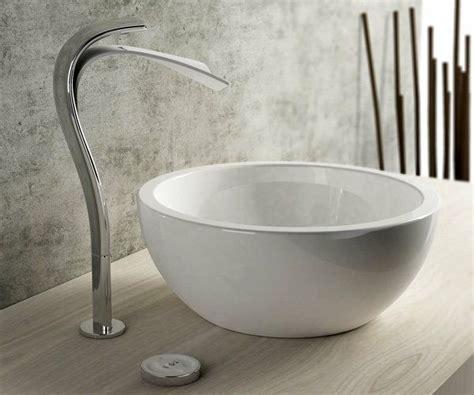 Runde Waschbecken Badezimmer by Runde Waschbecken Im Badezimmer Die Wirklich Cool Sind