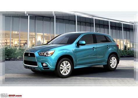 Mitsubishis New Compact Cuv Team Bhp
