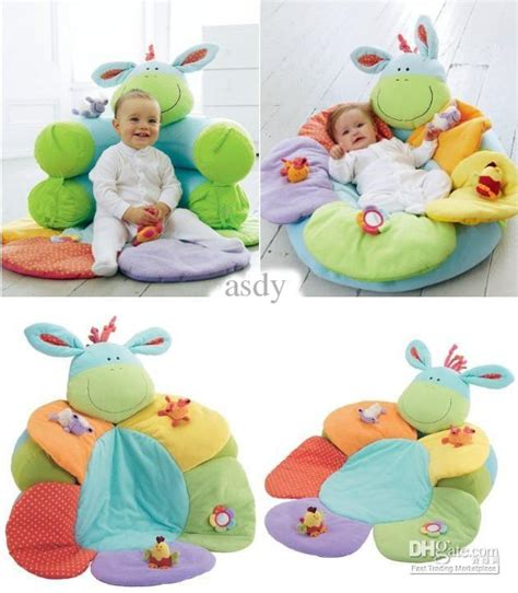Seats to help infants sit up