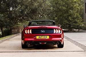 2021 Ford Mustang Convertible Exterior Photos | CarBuzz
