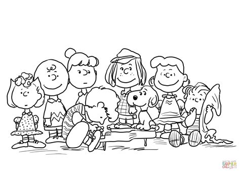 charlie brown coloring pages    print