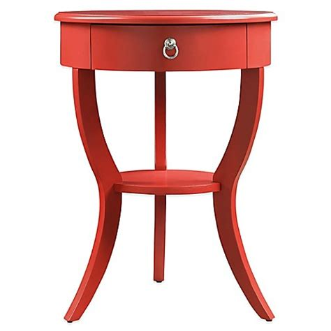 bed bath and beyond side table veronica home jolene accent table bed bath beyond