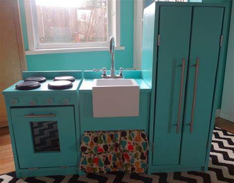 ana white retro play kitchen diy projects