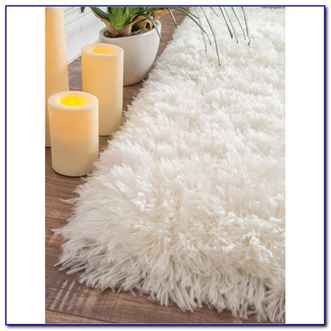 fluffy white area rug fluffy white area rug faux fur area rug white large rugs