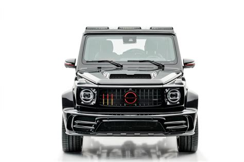 Customers can opt to boost the g63's. The customization programme for New Mercedes-Benz G500 / AMG G63 by Mansory   MAXTUNCARS