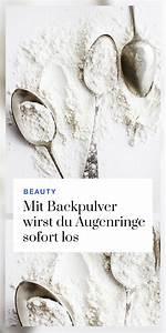 Motivation Zum Putzen : wahnsinn backpulver hilft wirklich gegen augenringe ~ A.2002-acura-tl-radio.info Haus und Dekorationen