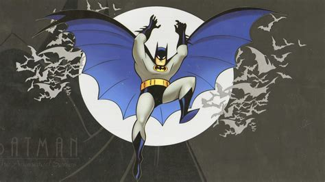 classic batman adventures