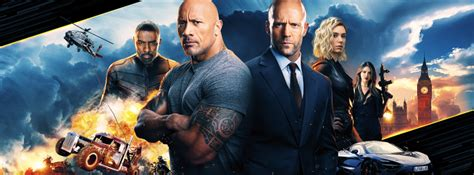 Movie/Fast & Furious Presents: Hobbs & Shaw Facebook Cover ...