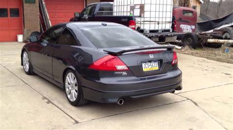 My 2007 Honda Accord Ex-l V6 Coupe W/ Navi