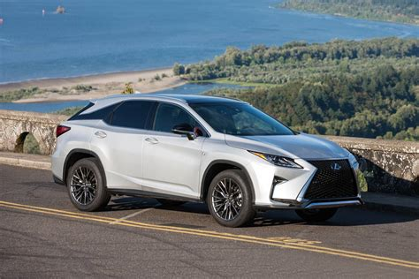 2017 Lexus Rx 350 Pricing
