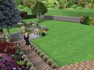 amenagement de jardin en 3d 2 paysagiste vandamme With conception jardin 3d gratuit