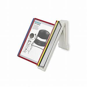 safco 6161nc quickfind document holder wall mount With wall document holder