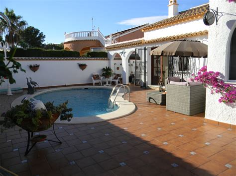 Excellent Villa With Private Pool  Asetspain