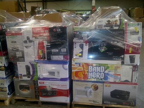 walmart general merchandise truckload liquidation overstock
