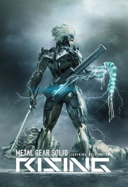 metal gear rising cover what happened to movie posters and game box art neogaf