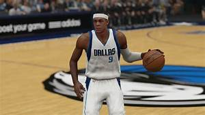 Rajon Rondo fit right in as a Maverick in a game of NBA 2K ...