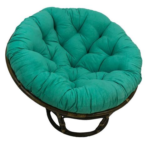 papasan chair with microsuede cushion rattan papasan chair with microsuede cushion ebay