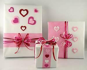 Geschenk Verpack Ideen : 8 originelle ideen zum valentinstag geschenke verpacken ~ Markanthonyermac.com Haus und Dekorationen