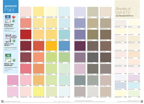 nippon paint colour chart nippon paint odour less medifresh nippon paint singapore