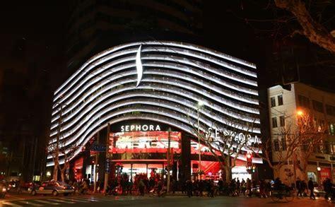 siege social lvmh sephora ouvre plus grand flagship store à shanghai