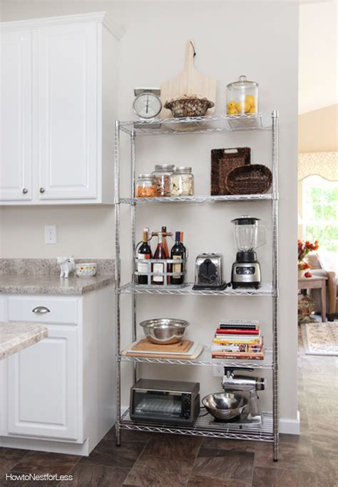 kitchen industrial shelving   nest