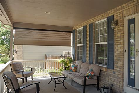 custom l shades dallas manual patio shades dallas tx