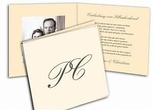 Einladungskarten Für Hochzeit : silberhochzeit feiern einladungskarten und einladungstexte ~ Yasmunasinghe.com Haus und Dekorationen