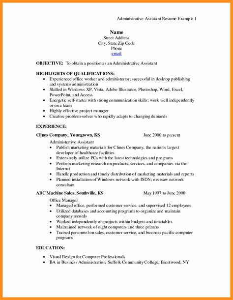 Resume Highlights by 12 13 Resume Highlight Exles Lascazuelasphilly