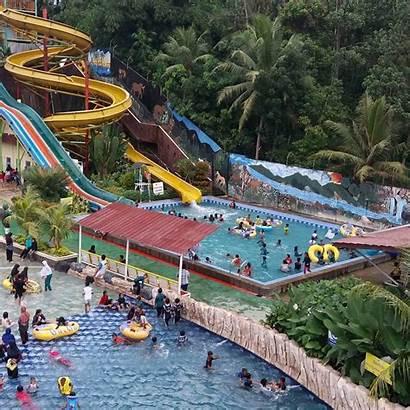 Slanik Waterpark Dan Lampung Panorama Rute Tiket
