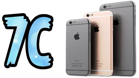 iphone 7 c iphone 7c leaked 4 quot apple a9 chipset metal build no
