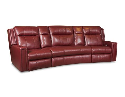 southern motion leather reclining sofa southern motion 850p curve reclining sofas and loveseats