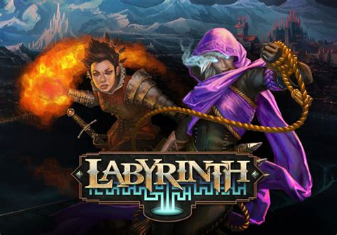 labyrinth mmohuts