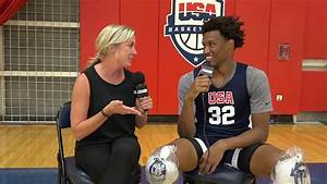 """Wendell Moore: """"Duke was just the perfect fit for me ..."""