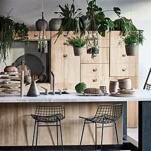 Suspension Pour Plante Interieur : comment cr er un jardin int rieur marie claire ~ Teatrodelosmanantiales.com Idées de Décoration