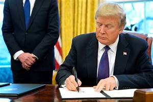 Trump's Tariffs are a Trade Tool | The National Interest