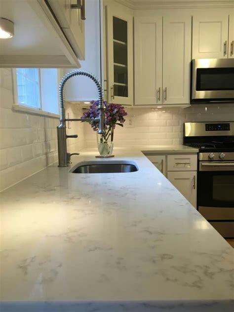 carrera grigio quartz kitchen   kitchen decor