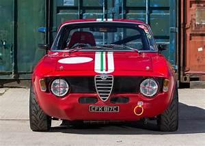 The Alfa Romeo Giulia Gt Coupe