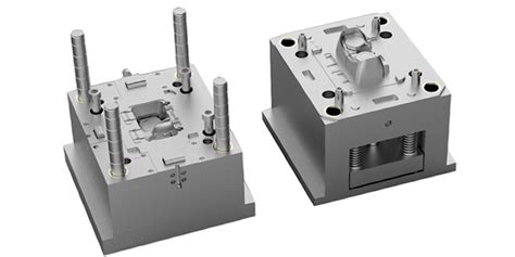 aluminum injection mold  steel injection mold