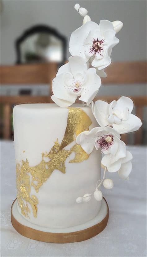 gateau orchidee fait  geneve petra cakes