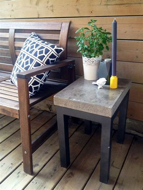 Diy Bar Furniture by Diy Patio Furniture Better Homes Gardens