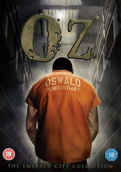 Oz Seasons 1 6 Complete Dvd