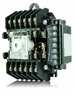 Asco 918 Lighting Contactor