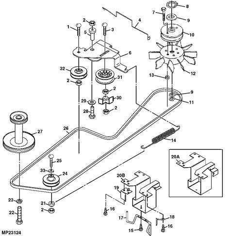John Deere Drive Belt Diagram Drivenheisenberg