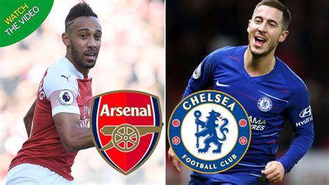 Arsenal Vs Chelsea Prediction - Arsenal Vs Chelsea Betting ...