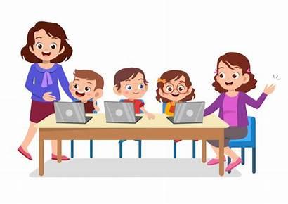Computer Teacher Technology Learning Student Tecnologia Teaching