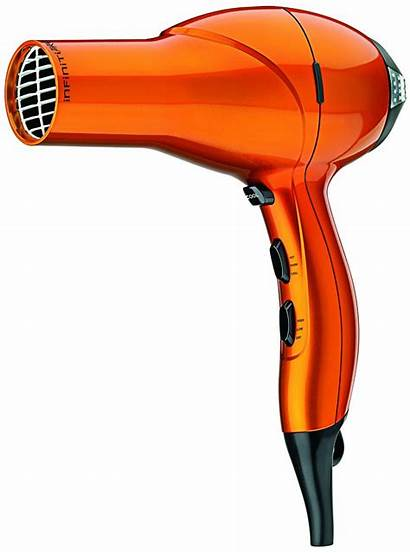Dryer Hair Clipart Hairdryer Clip Salon Blow