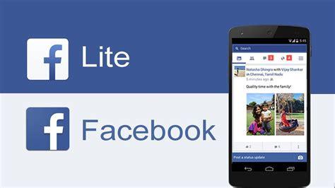 Facebook Lite VS Facebook ¿Qué aplicación usar? - YouTube