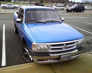 1994 Mazda B-series Pickup - Overview
