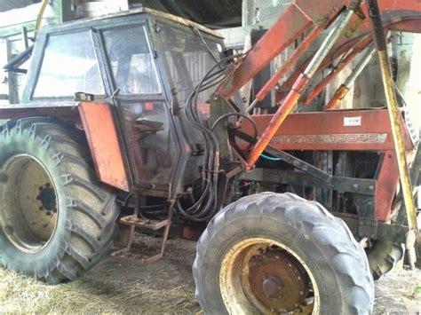 Zetor 10045 Tracteur Technikboersecom